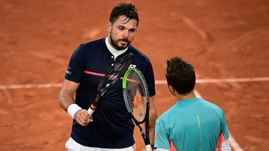 Stan Wawrinka out at French Open - NBC Sports