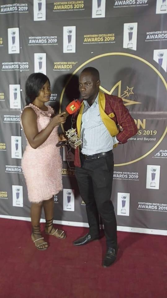 Ghanaian forward Majeed Waris wins humanitarian award at the Northern Excellence Awards