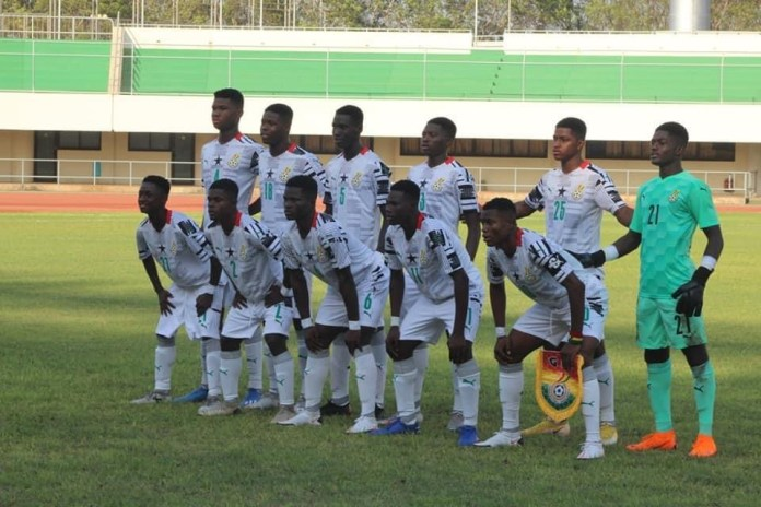 Ghana are out of the ongoing Wafu Zone B Cup of Nations in Togo following a 3-1 loss to Cote d'Ivoire on Tuesday.