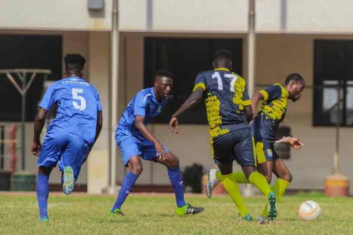 Ghana DOL Zone 1 game