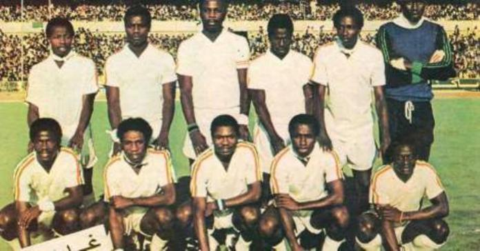 On March 19, 1982, the Black Stars defied all odds to beat Libya, the host nation 7-6 on penalty shootout to win the 1982 Africa Cup of Nations trophy in front of their intimidating home fans