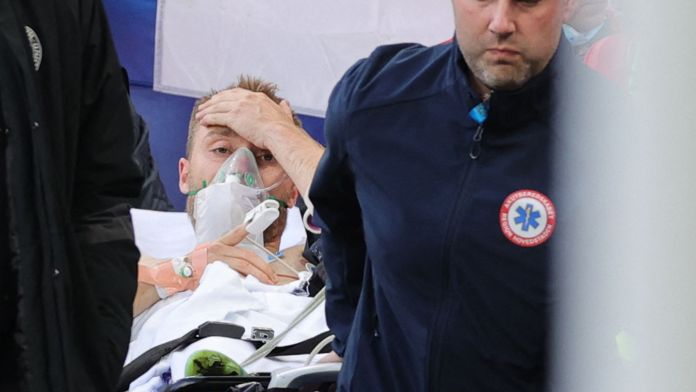 Eriksen is stable now