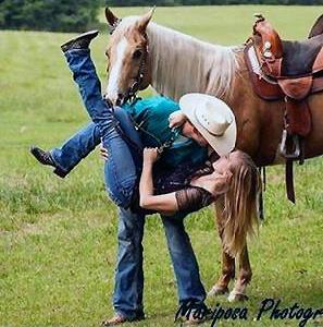 Equestrian horse saddle rider custom