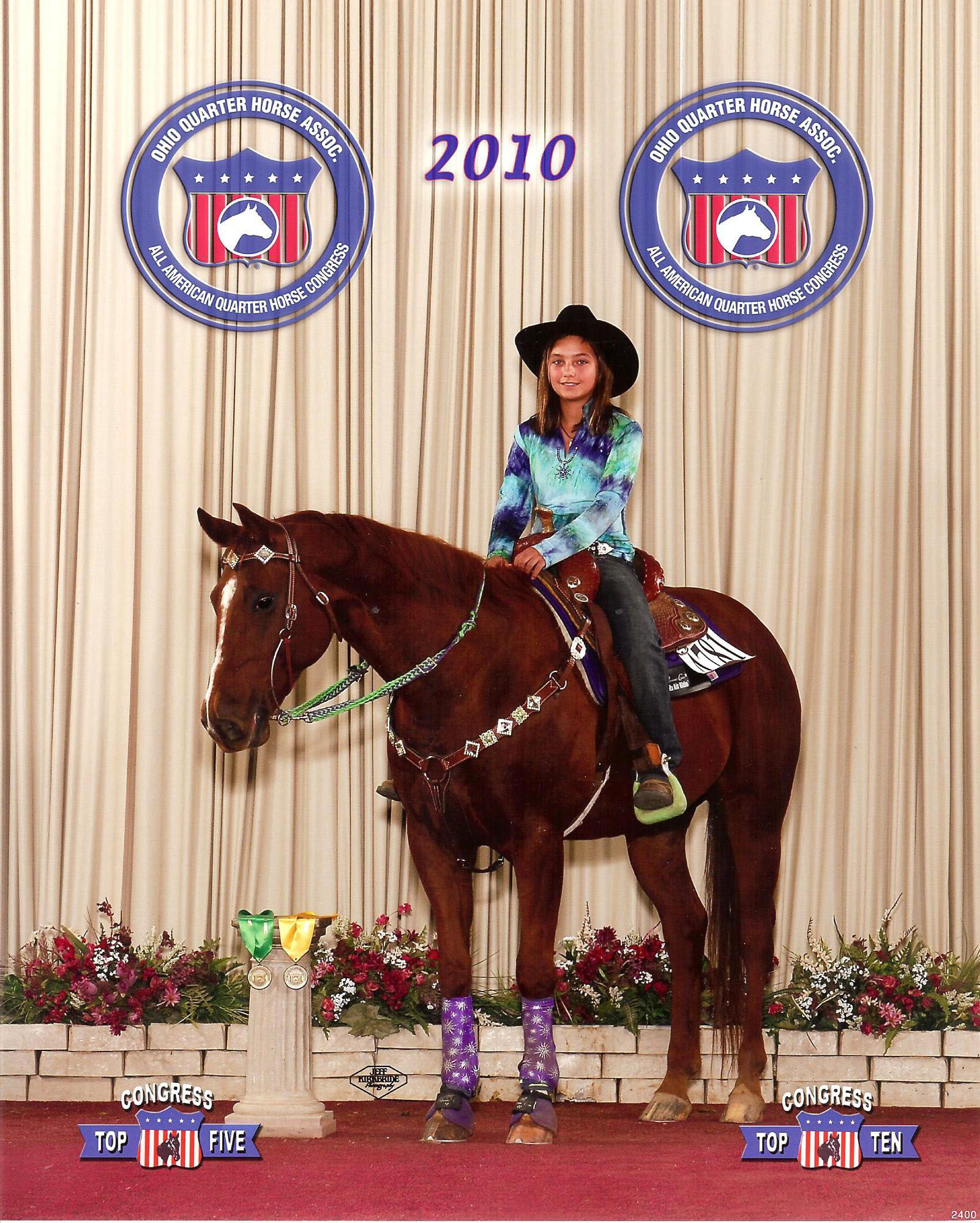 custom Equestrian Horse Saddle rider champion