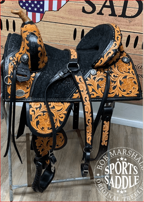 Custom Horse trail Saddle