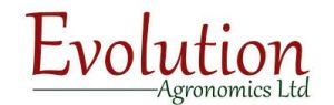 Evolution Agronomics Logo