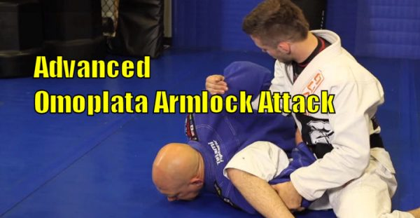 How to do an Advanced Omoplata Armlock