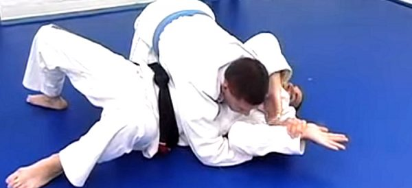 How to do Americana Counter from Side Control