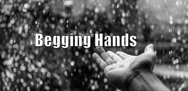 How to do Begging Hands Self Defense Technique