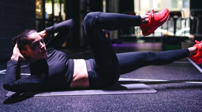 How to Master Bicycle Crunches