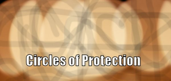 How to do Circles of Protection Self Defense Technique
