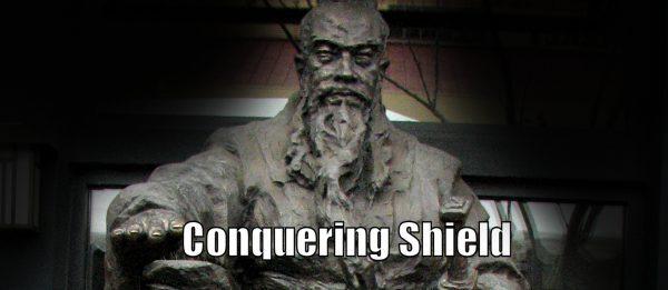 How to do Conquering Shield Self Defense Technique