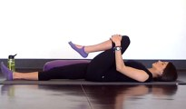 Deep Stretch Yoga For Low Back