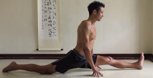 How to do Front to Back Splits