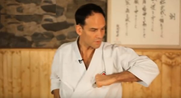 How to Do Elbow Strikes in Karate