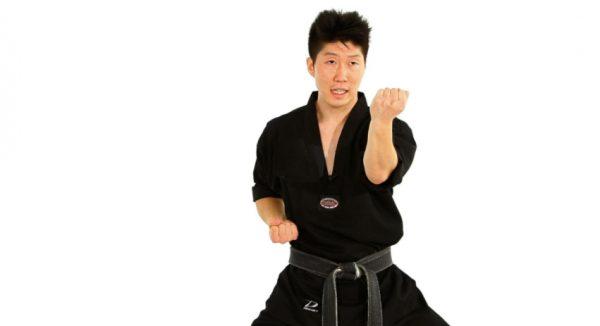 Horse Stance Drills in Taekwondo