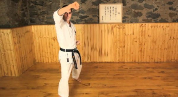 How to Do Upper Blocks in Karate