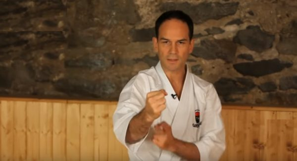 How to Do a Jab Punch in Karate