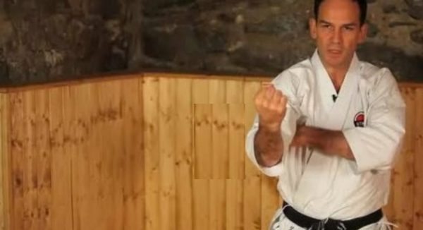 How to Do a Reverse Punch in Karate