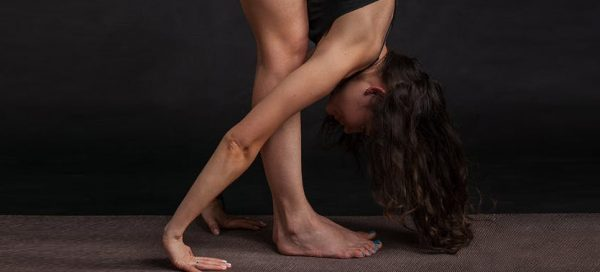 How to Do a Standing Forward Bend