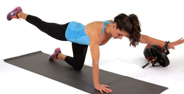 How to Do the Bird Dog Exercise Abs
