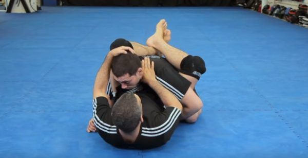 How to do a Copacabana Choke