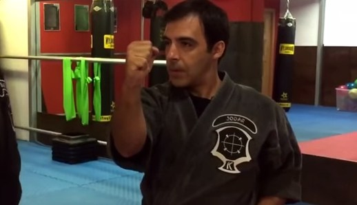The Inward Block Kenpo Karate