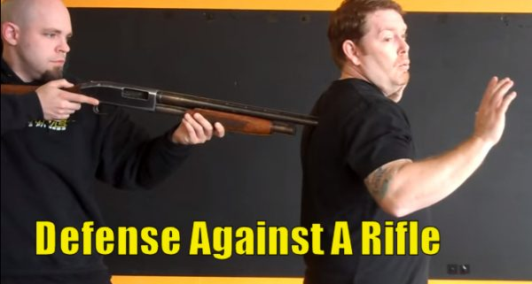 Rifle Attack