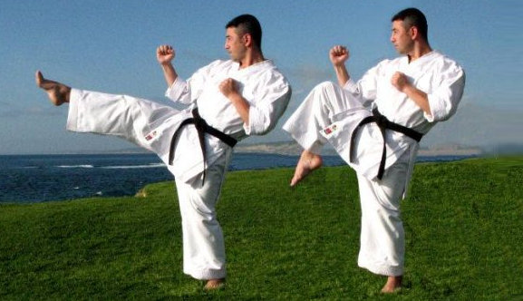 Master the Karate Front Kick Step by Step