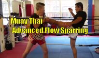 Muay Thai Advanced Flow Sparring