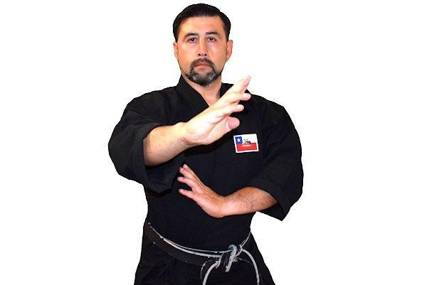 Outward Hand Sword in Kenpo Karate