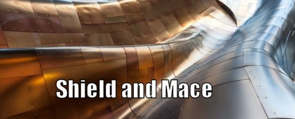 How to do Shield & Mace Self Defense Technique