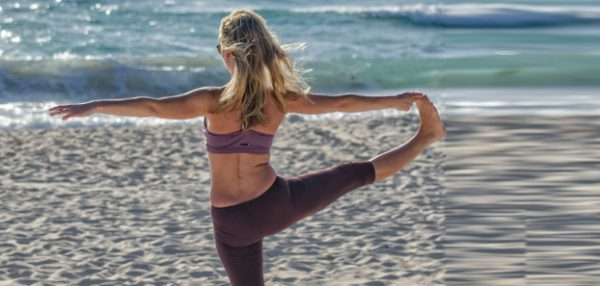 How to do the Standing Big Toe Pose