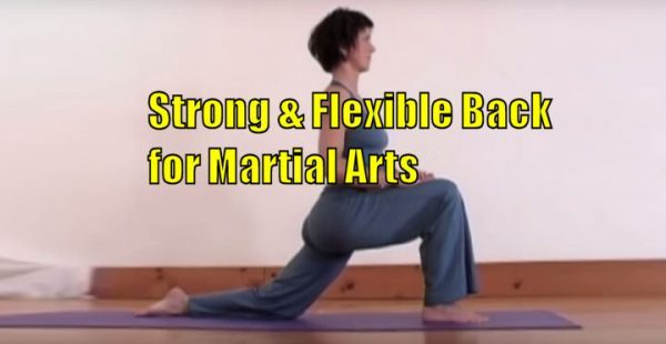 How to get a Strong and Flexible Back