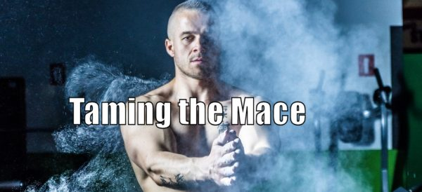 How to do Taming the Mace Self Defense Technique