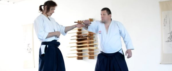How to do Knife Taking in Aikido Tanto Dori
