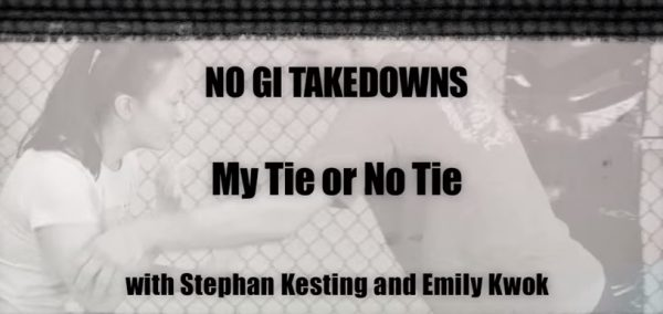 The Most Important Concept for No Gi Takedowns