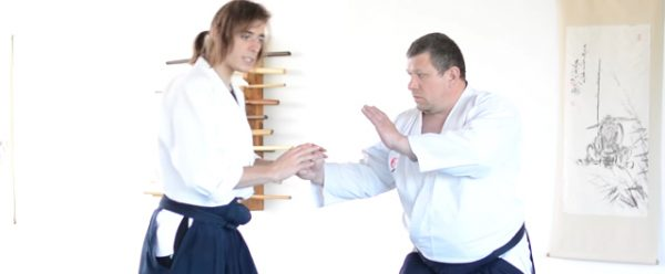 The Principles of Kote Gaeshi in Aikido