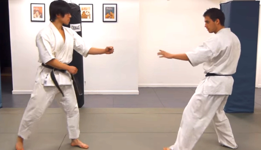 Traditional Karate vs. Karate Kyokushin