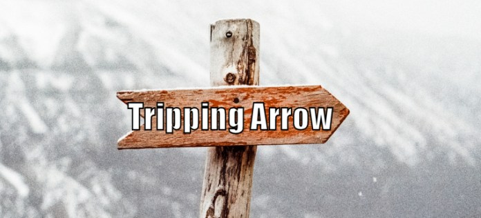 Tripping Arrow Kenpo Karate Self Defense Technique