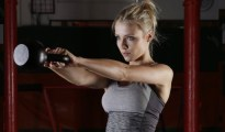 Women Workout for Triceps