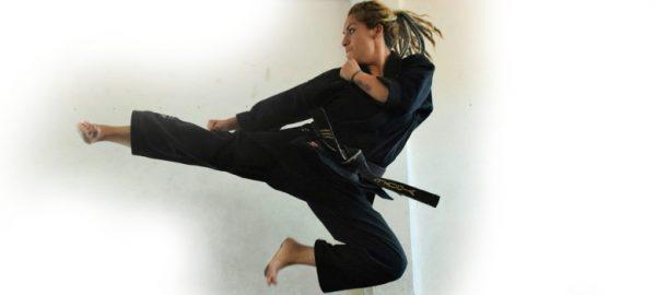 How to do a Yoko Tobi Geri or Jumping Side Kick