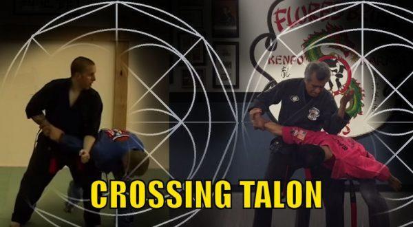 How to do Crossing Talon Self Defense Technique