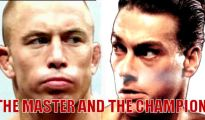 GSP and Jean Claude Van Damme