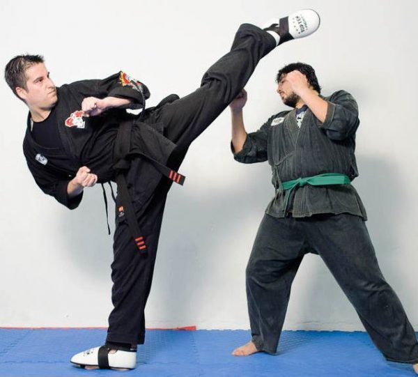 Master the hook kick step by step