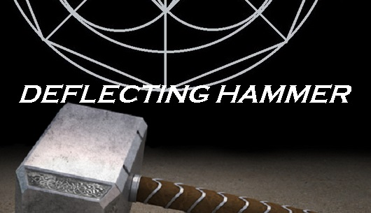 How to do Deflecting Hammer Self Defense Technique