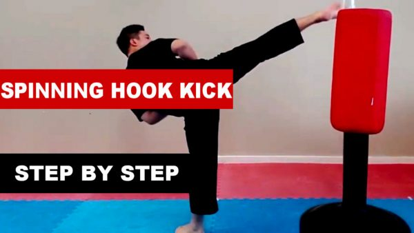 spinning hook kick