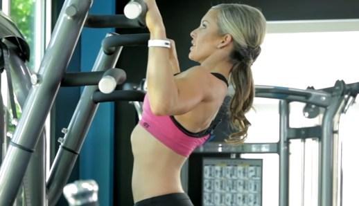 Kathleen Tesori's Total Upper-Body Workout