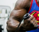 The Rope Hammer Curl exercise
