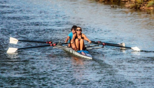 How to do the Rowing Exercise